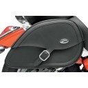 Rigid-Mount Specific-Fit Teardrop Saddlebags, Drifter