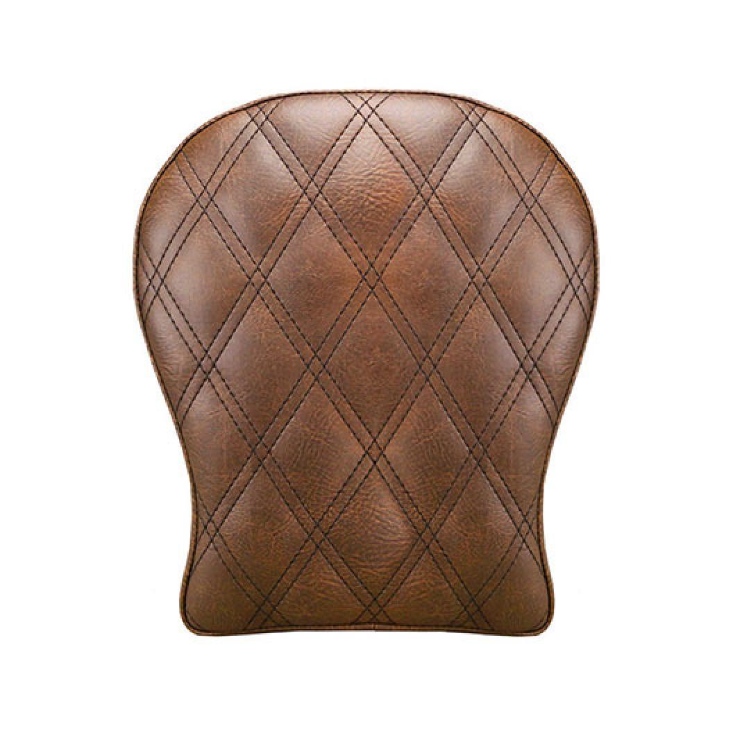 """Renegade™ LS (Brown) Detachable 9"""" Contoured Pillion Pad"""