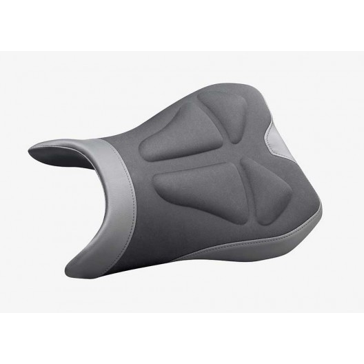 2003-2010 R6 (03-05) & R6S (06-10) Tech Solo Seat (with Matching Pillion Cover)