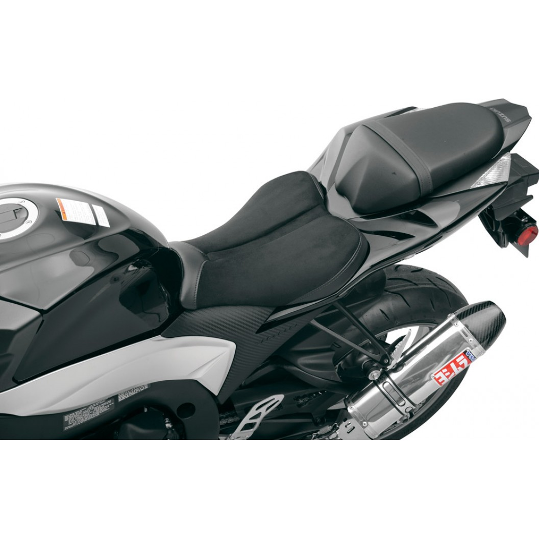 2009-2016 GSX-R1000 Sport Solo Seat (with Matching Pillion Cover)