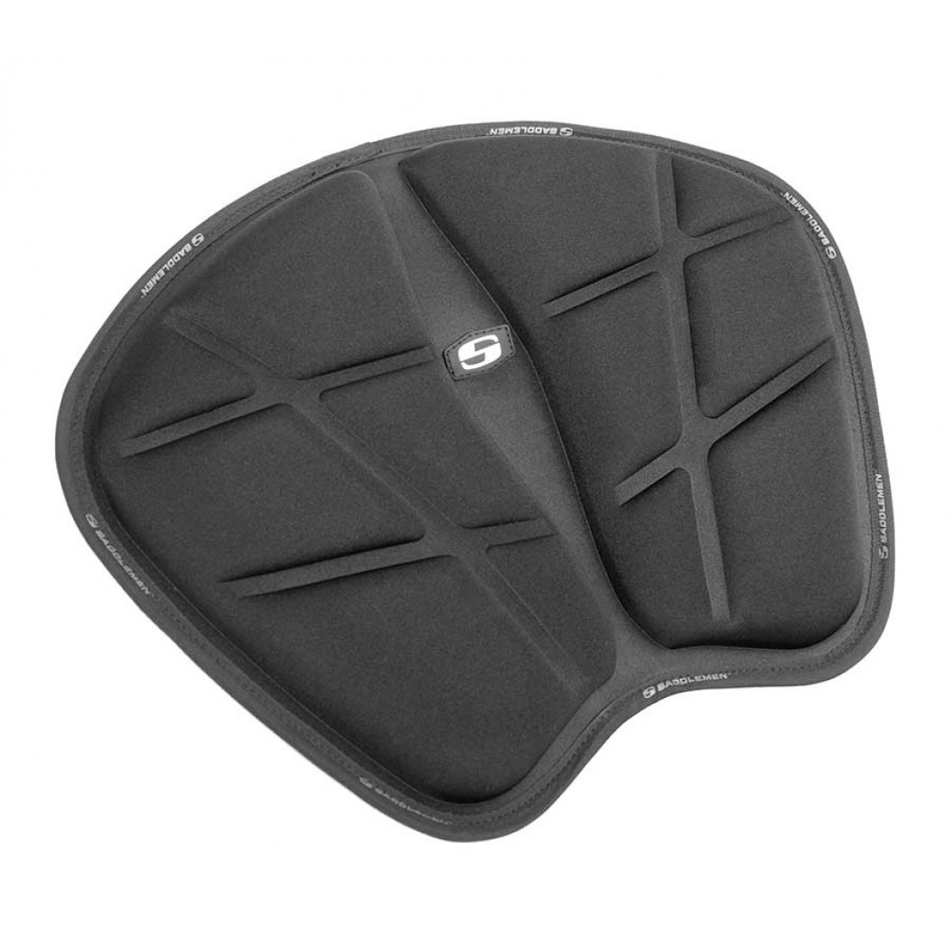 X Large Tech Comfort Gel Pad with Relief Channel