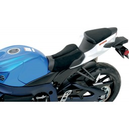 2011-2017 GSX-R600/750  Sport Solo Seat (with Matching Pillion Cover)