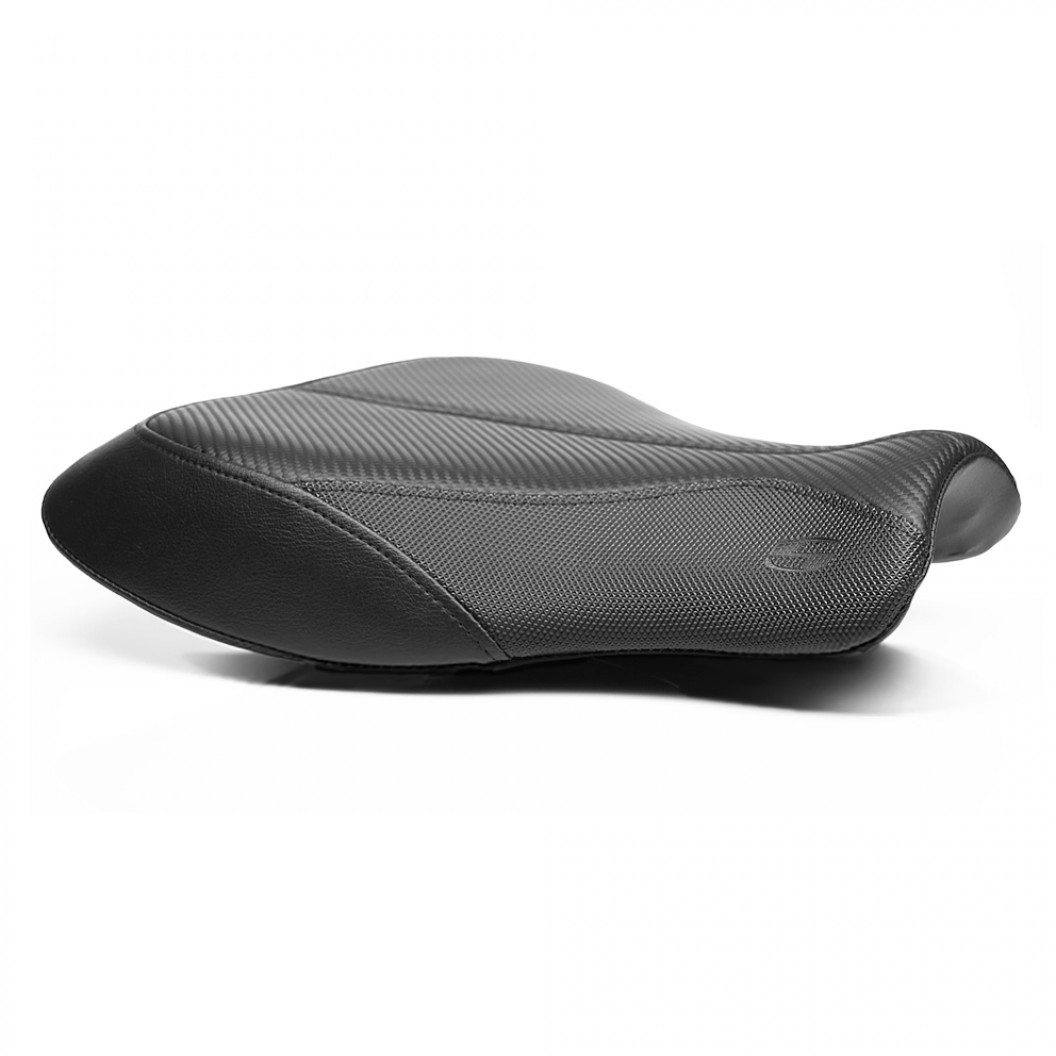 2009-2012 675 GP-V1 Solo Seat (with Matching Pillion Cover)