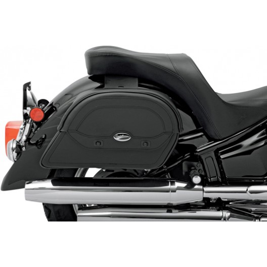 Express Cruis'n Slant Saddlebags, Large