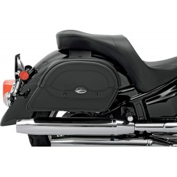 Express Cruis'n Slant Saddlebags, Jumbo