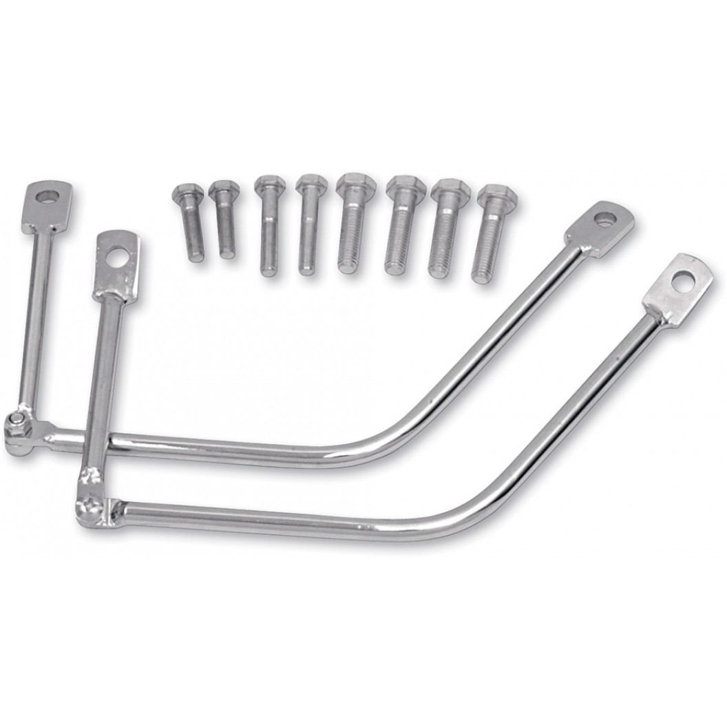 S4 Saddlebag Support Bracket System