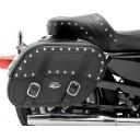 Express Desperado Saddlebags with Shock-Cutaway