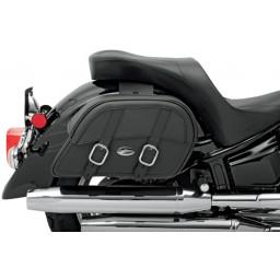 Express Drifter Slant Custom Fit Saddlebags, Large