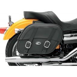 Express Drifter Saddlebags with Shock-Cutaway
