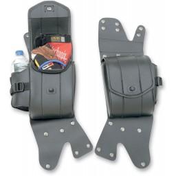Cruis'n Deluxe Saddlebag Guard Bag Set