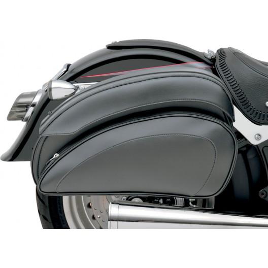 Cruis'n Deluxe Slant Saddlebag Set