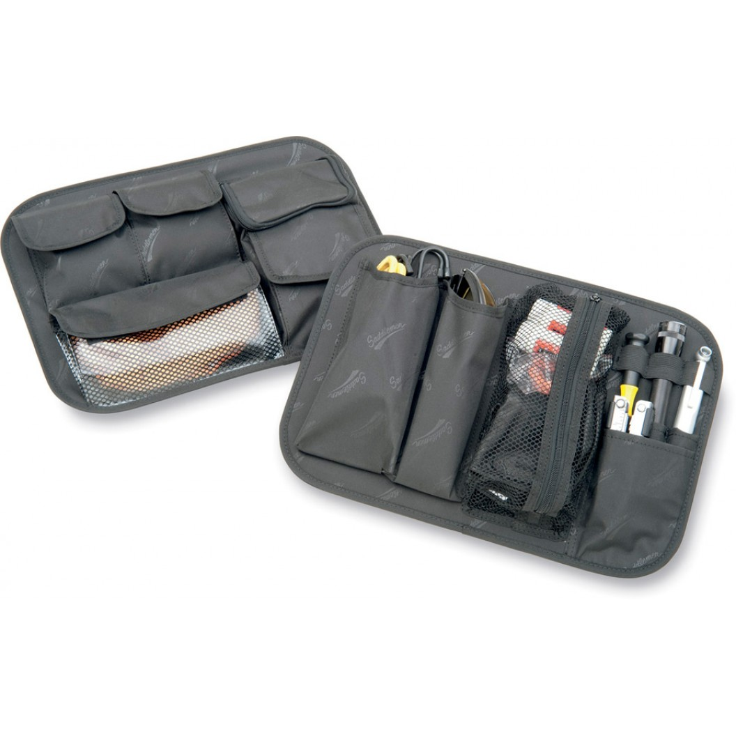 Saddlebag Organizer Set