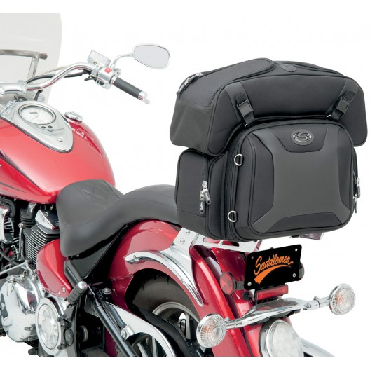 FTB2500 Sport Sissy Bar Combo Bag