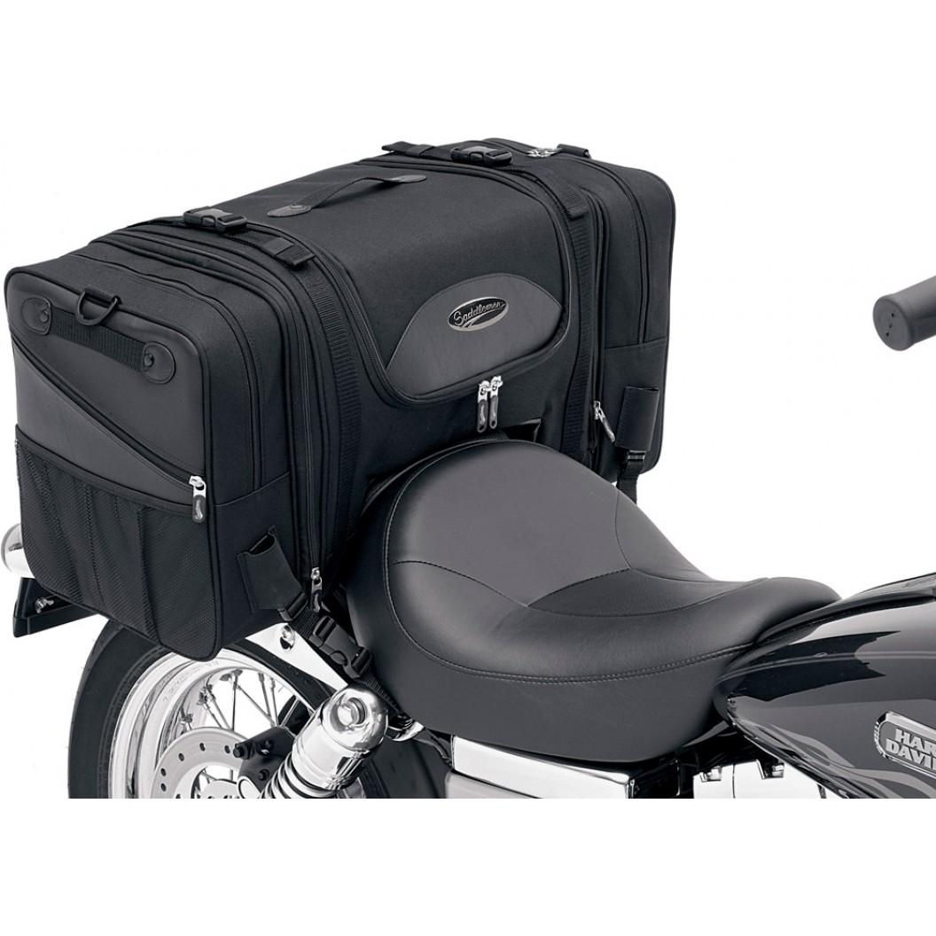 TS3200DE Deluxe Cruiser Tail Bag
