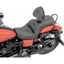 2006-2017 FXD, FXDWG, FLD Dyna Explorer™ RS Seat with Driver's Backrest