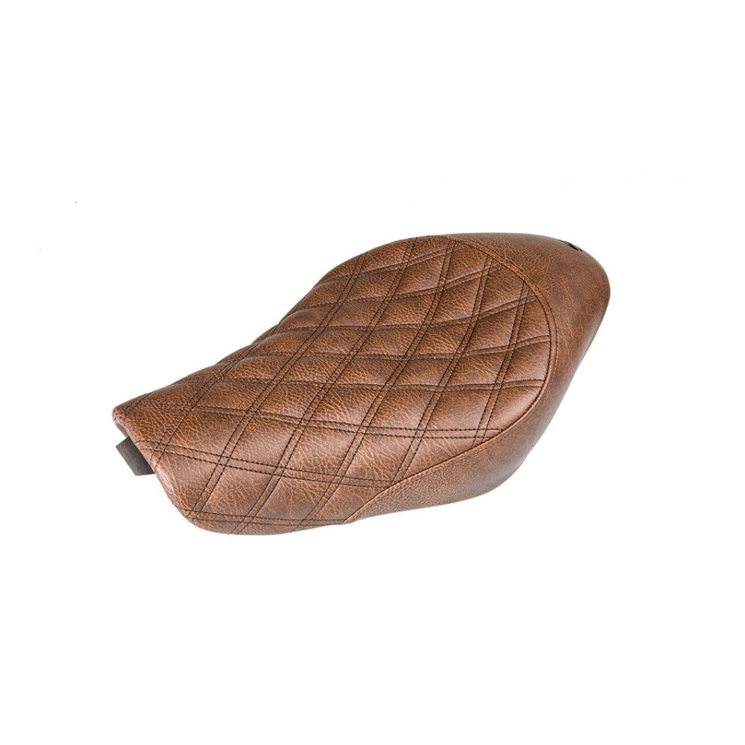 2004-2020 XL Sportster Brown Renegade™ LS Solo Seat (4.5G Tank)