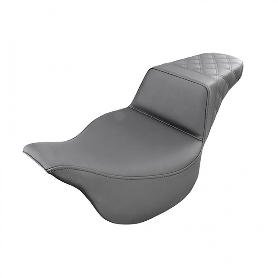 2008-2020 FLHR, FLHT, FLHX & FLTR Step-Up™ Rear LS Seat
