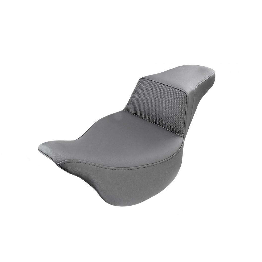 2008-2020 FLHR, FLHT, FLHX & FLTR  Step-Up™ Gripper Lumbar Seat