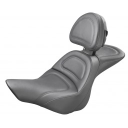 2013-2017 FXSB Breakout Explorer™ Ultimate Comfort Seat with Driver's Backrest