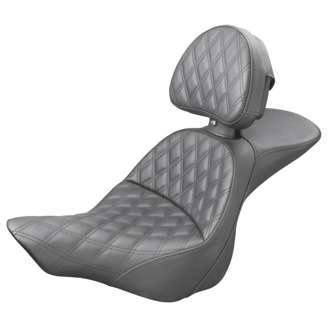 2013-2017 FXSB Breakout Explorer™ LS Seat with Driver's Backrest