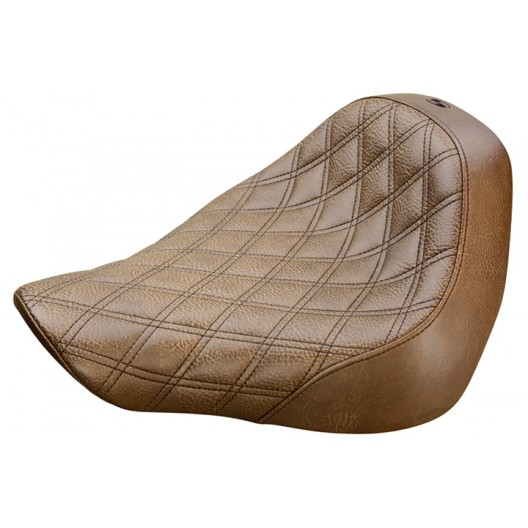 2018-2020 Fat Boy FLFB/FLFBS Brown Renegade™ LS Solo Seat