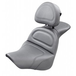 2018-2021 Fat Boy FLFB/FLFBS Explorer™ Ultimate Comfort Seat with Driver's Backrest
