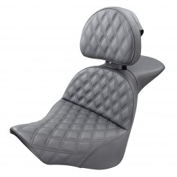2018-2021 Fat Boy FLFB/FLFBS Explorer™ LS Seat with Driver's Backrest