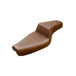 1979-2003 XL Sportster Brown Step-Up™ Rear LS Seat