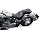 2003-2009 VTX1300 R/S Renegade Tour Pillion with Chrome Studs