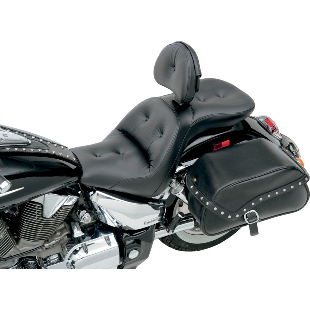 2003-2009 VTX1300 R/S Explorer™ RS Seat with Driver's Backrest