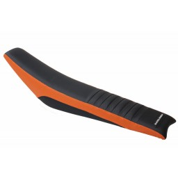 2011-2016 125 SX - 450 SX-F (11-15)/ XC (11-15)/ EXC (13-15) and 500 EXC (12-16)/ XCFW (12-16) Pleated Gripper MX Seat Cover