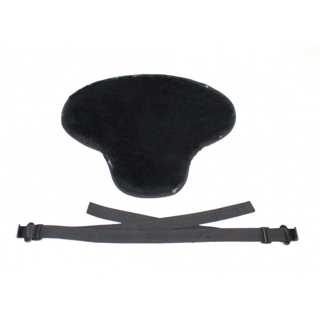 Easy Reach Fleece Comfort-Gel-Pad