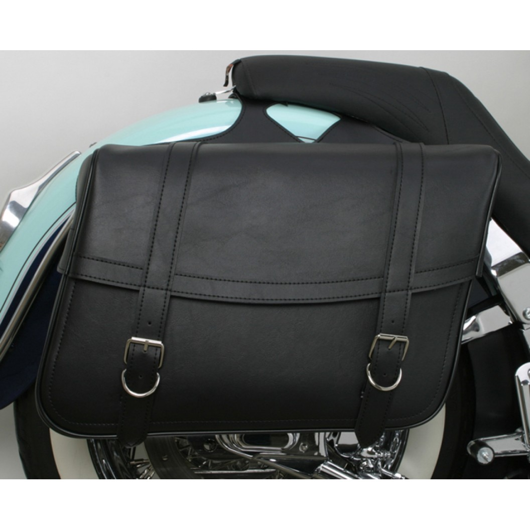 Highwayman Slant Saddlebags, Jumbo