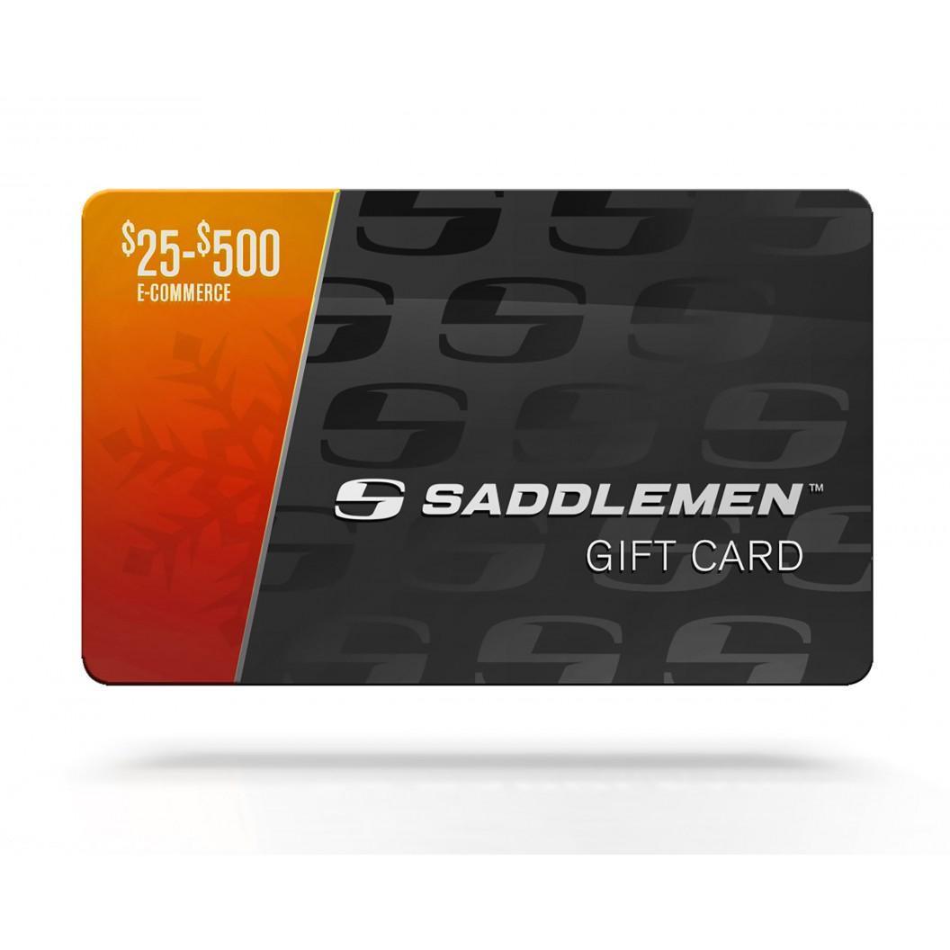 Saddlemen Gift Card