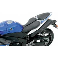 2009-2014 R1 Track CF Solo Seat (with Matching Pillion Cover)