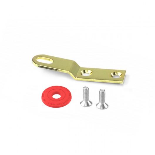 Gold Chrome Seat Bracket (10545GOR)