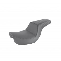 2006-2017 FXD, FXDWG, FLD Dyna Step-Up™ Rear LS Seat