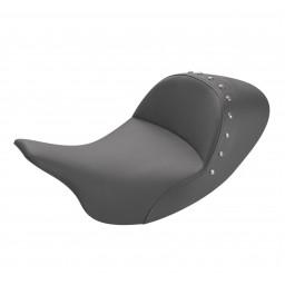 2008-2021 FLHR, FLHT, FLHX & FLTR Studded™ Low Solo Seat
