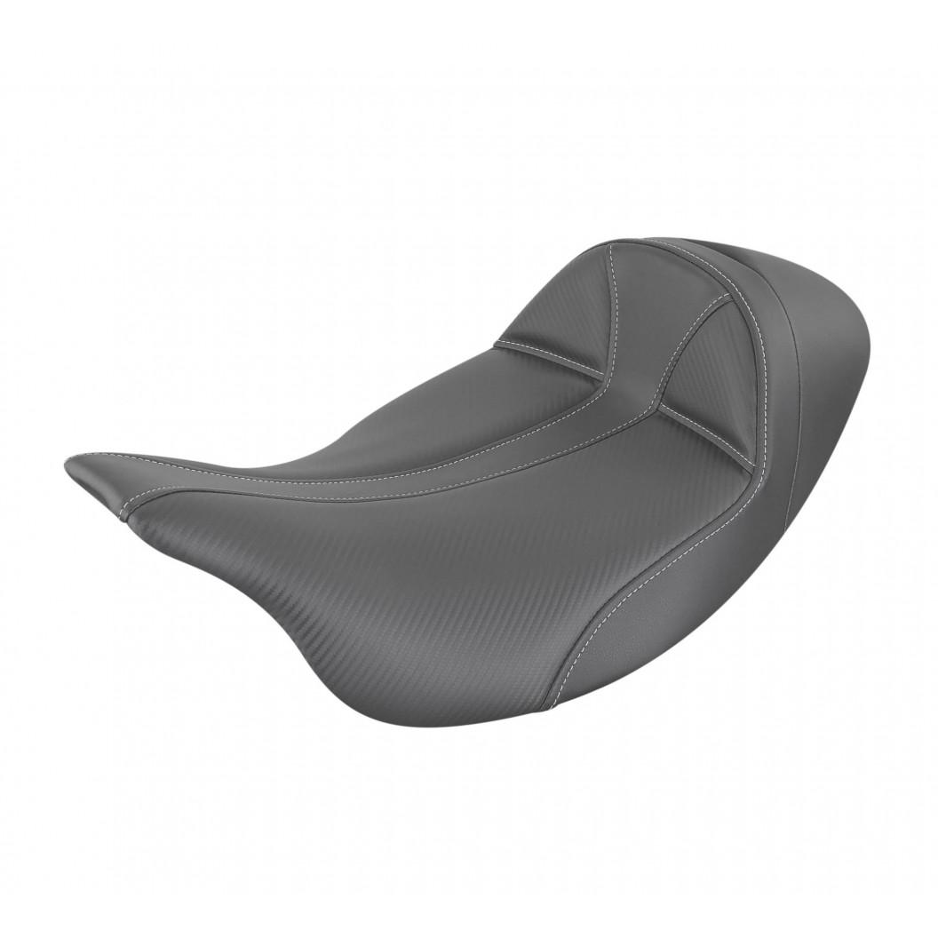 2008-2021 FLHR, FLHT, FLHX & FLTR Dominator™ Low Solo Seat