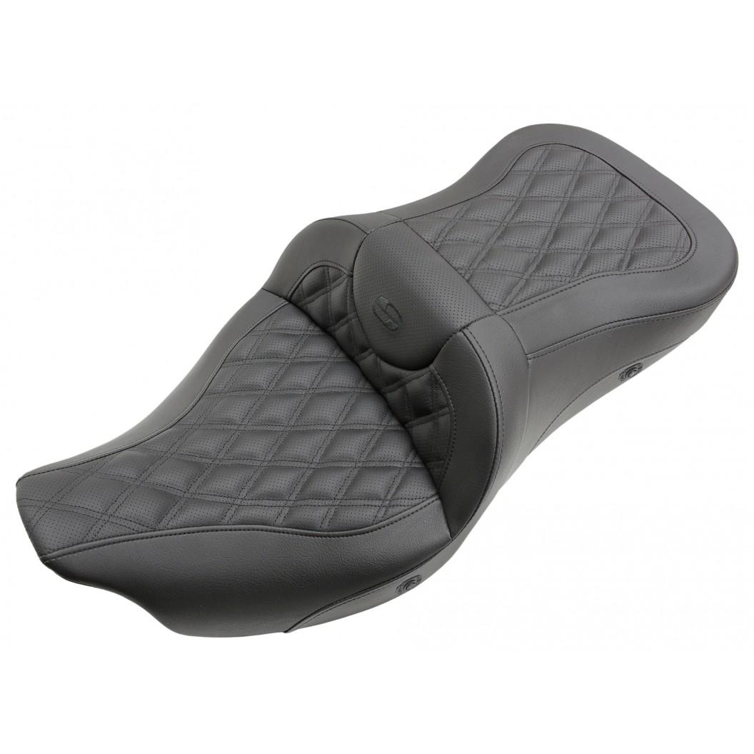 2009-2020 FLHTCUTG Tri Glide Heated Roadsofa™ LS Seat
