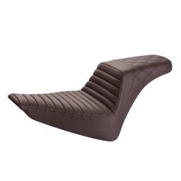 2011-2017 FXS, FLS, FLSS Brown Step-Up™ TR Front & LS Rear Seat