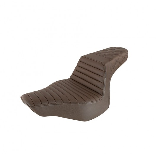 2013-2017 FXSB Breakout Brown Step-Up™ TR Front & LS Rear Seat