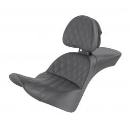 2018-2020 Softail FLDE, FLHC/S, FLSL Explorer™ LS Seat with Driver's Backrest