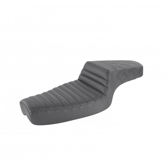 1979-2003 XL Sportster Step-Up™ Seat TR Front & LS Rear Seat