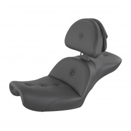1996-2003 FXD Dyna Explorer™ RS Seat with Driver's Backrest