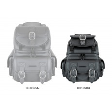 BR1800 D Back Seat/ Sissy Bar Bag