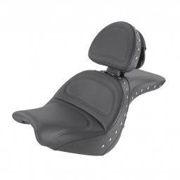2004-2009 VTX1300C Explorer™ Special Seat with Driver's Backrest