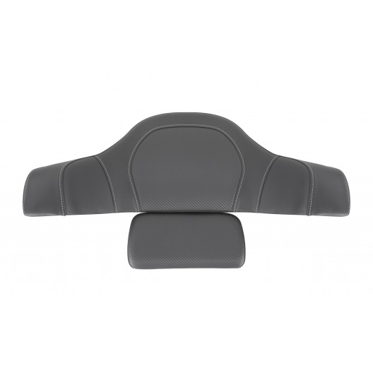 2014-2020 Chief/Chieftain Touring Roadsofa™ CF Tour Pack Backrest Pad Cover