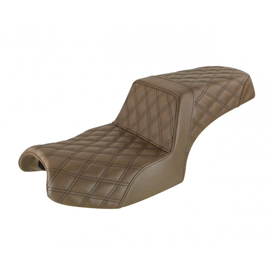 2020 Challenger Brown Step-Up™ Front & Rear LS Seat