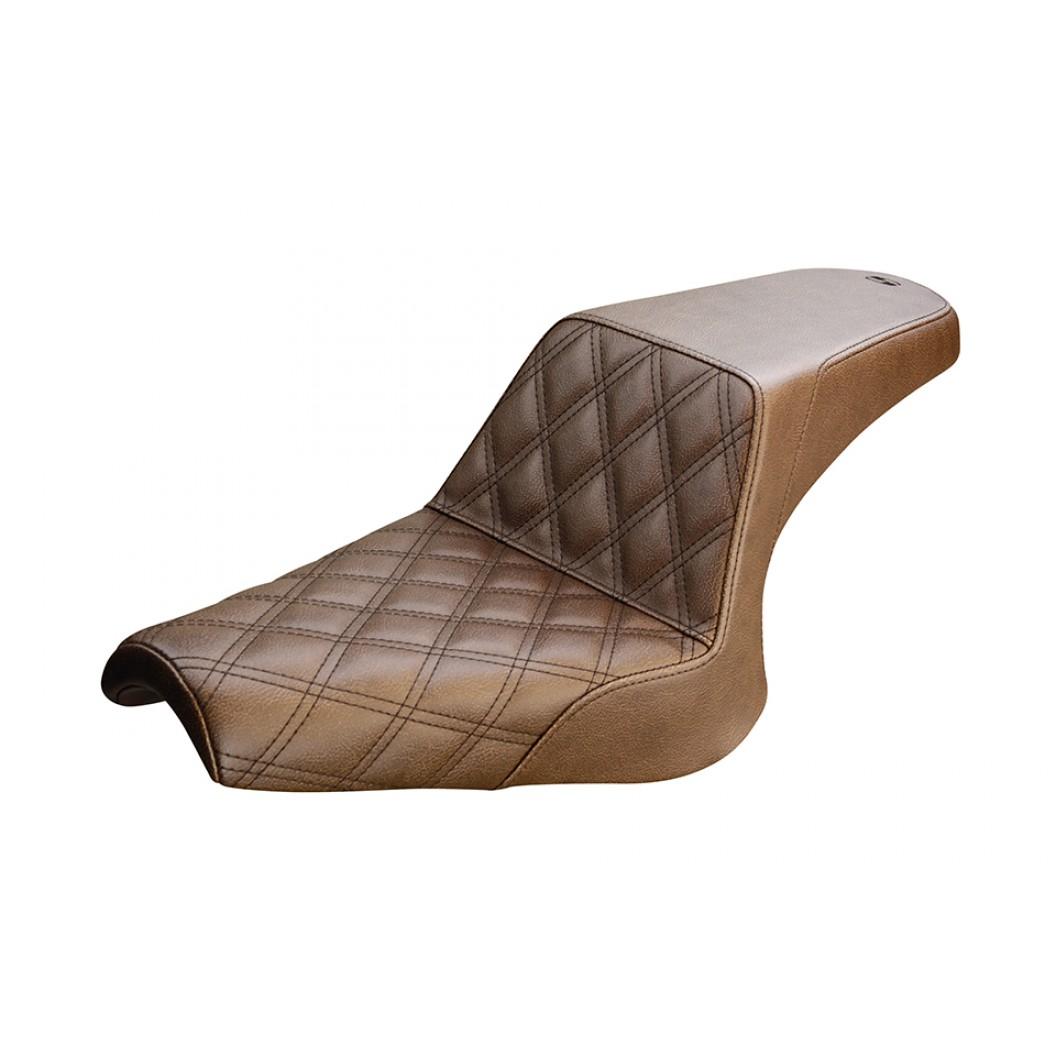 2013-2020 Bolt/R-Spec/C-Spec Brown Step-Up™ Front LS Seat